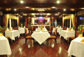 Oriental Sails Luxurious Restaurant