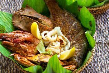 Cape Panwa food 1
