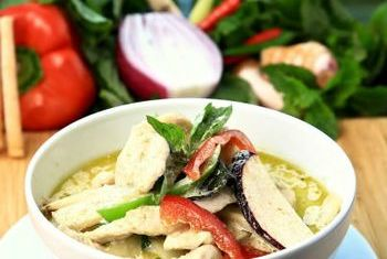 Banthai Village Dishes