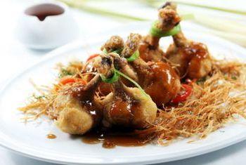 Chillax Resort food 2