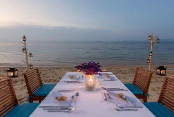 The Sea Boutique Koh Samui Beach Dinning