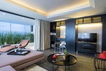 Akyra Manor Chiang Mai livining
