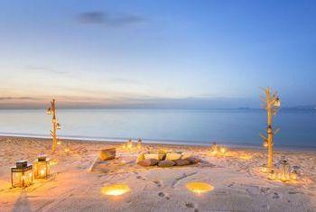 The Sea Boutique Koh Samui Dinner on the beach