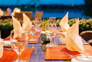 Anantara Hoi An table restaurant