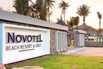 Novotel Chumphon Resort and Golf hotel