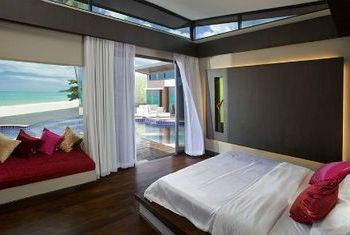 Aava Resort and Spa Bed Room