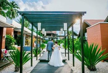 Aava Resort and Spa Honeymoon Setup