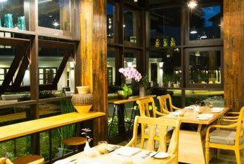 Na Nirand Romantic Boutique Resort restaurant