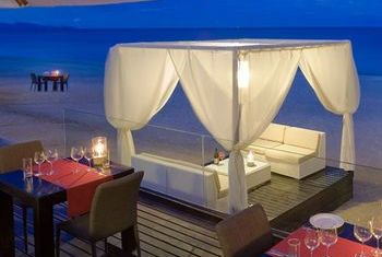 Aava Resort and Spa Romantic Dinner