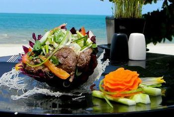 Aava Resort and Spa Sea food