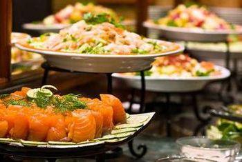 Emeraude Cruise Food