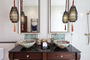 Sriwilai Sukhothai Resort and Spa bathtub
