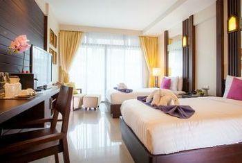 Huern Na Na Boutique Hotel bedroom 2
