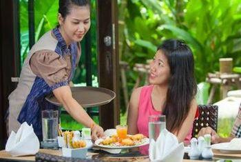 Huern Na Na Boutique Hotel restaurant