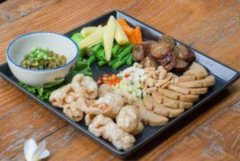 Huern Na Na Boutique Hotel food