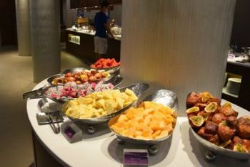 Dusit Thani Krabi Beach Resort Food 1
