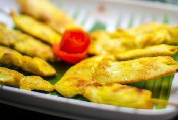 Huern Na Na Boutique Hotel food 2
