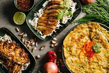 Sriwilai Sukhothai Resort and Spa food 4