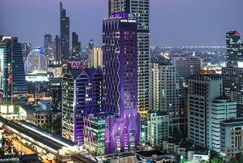 Mode Sathorn Hotel Building