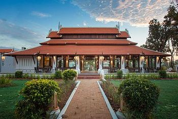 Sriwilai Sukhothai Resort and Spa building