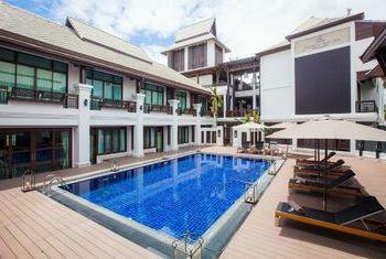 Huern Na Na Boutique Hotel pool