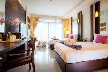 Huern Na Na Boutique Hotel bedroom