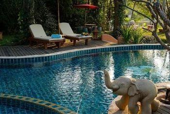 Raya Heritage Chiang Mai Pool