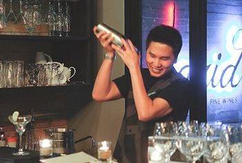 Art Mai Gallery Hotel bartender