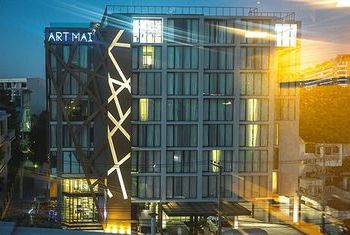 Art Mai Gallery Hotel building