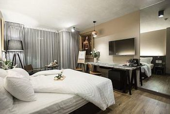 Art Mai Gallery Hotel bedroom
