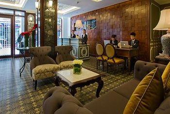 Hanoi La Siesta Hotel & Spa main hall