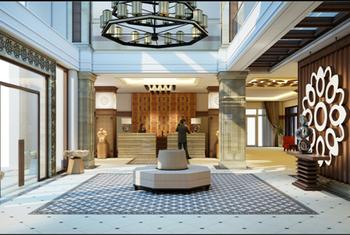 Ninh Binh Hidden Charm Hotel & Resort Reception