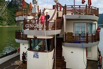 Ginger Cruise Sundeck