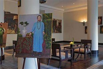 Azerai La Residence in the hotel