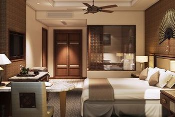 Ninh Binh Hidden Charm Hotel & Resort in the room