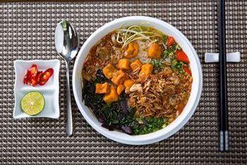 Ninh Binh Hidden Charm Hotel & Resort Food 1