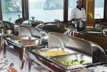 La Regina Cruise dinner