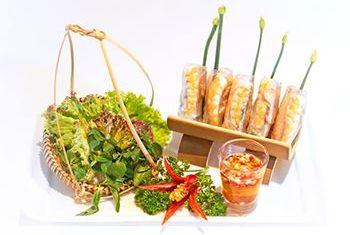 Azerai La Residence Food