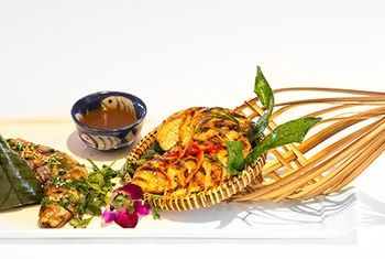 Azerai La Residence Dinner