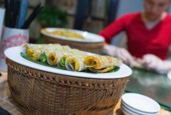 Allegro Hoi An - Little Luxury Hotel & Spa food 1