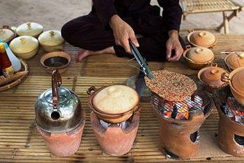 Amanoi Ninh Thuan breakfast