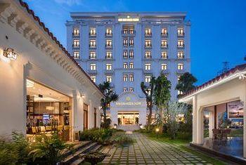 Ninh Binh Hidden Charm Hotel & Resort Building