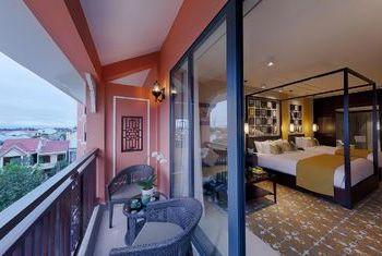 Allegro Hoi An - Little Luxury Hotel & Spa bedroom