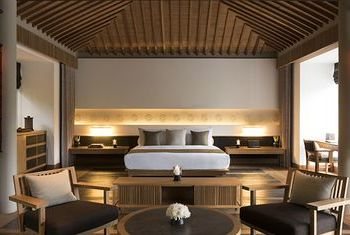 Amanoi Ninh Thuan Bed Room