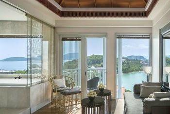 Amatara Wellness Resort Phuket bedroom 1