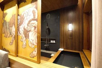 Onsen@Moncham Bathroom