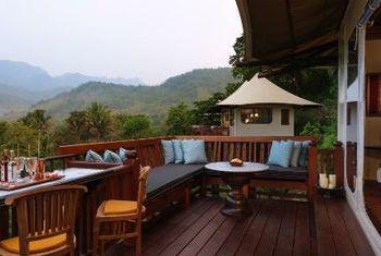 Rosewood Luang Prabang Outdoor Space