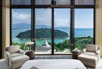 Anantara Layan Phuket Resort  room view