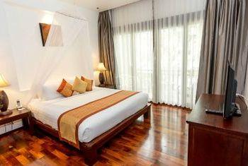 Green Park Hotel Vientiane bedroom