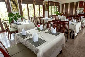 Green Park Hotel Vientiane restaurant